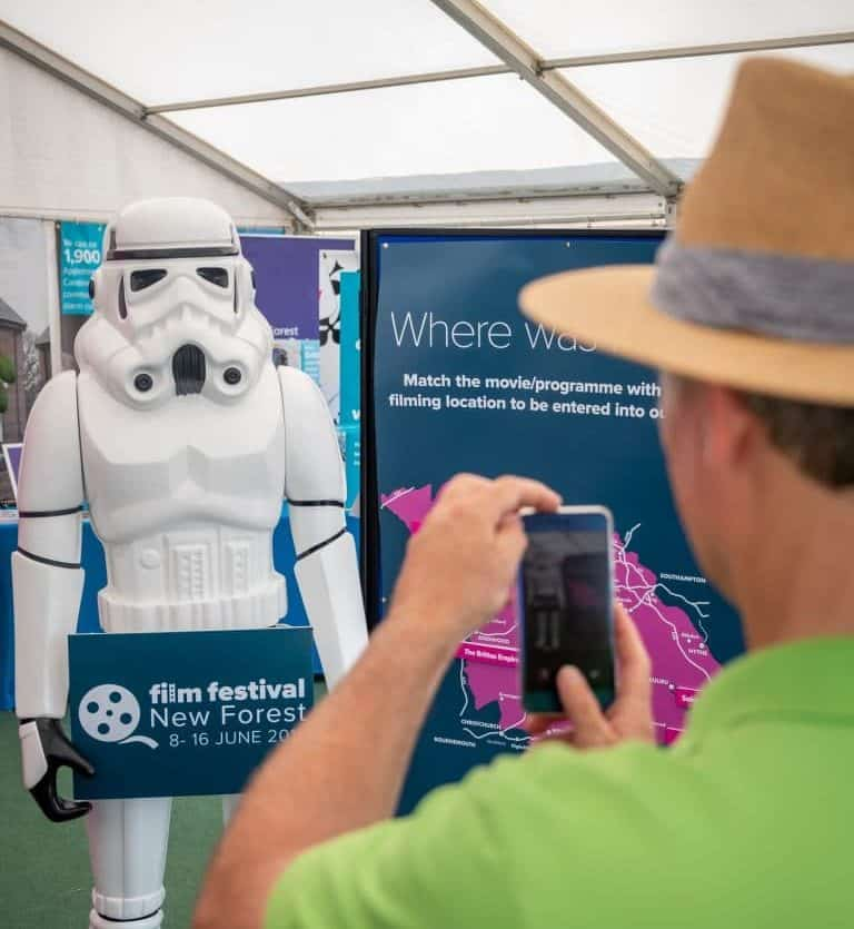 Events at Film New forest Festival